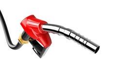 Бензиновая колонка Стоковые Изображения