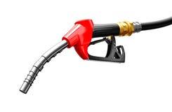 Бензиновая колонка Стоковая Фотография RF