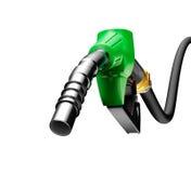 Бензиновая колонка Стоковые Изображения RF