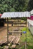 Бензозаправочная колонка Мьянма Стоковые Изображения RF