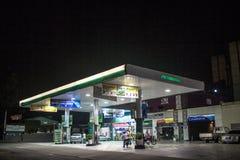 Бензозаправочная колонка Petrobras Стоковая Фотография RF
