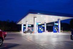 бензоколонка питания автомобиля ваша Стоковое Изображение