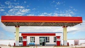 бензоколонка Стоковая Фотография