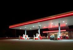 бензоколонка Стоковые Изображения RF