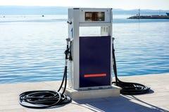 бензоколонка питания автомобиля ваша Стоковая Фотография RF