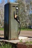 бензоколонка питания автомобиля ваша Стоковые Изображения
