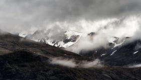 Бен Невис, Шотландия стоковые изображения rf