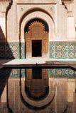 Бен Youssef Medersa в Marrakesh стоковые фотографии rf