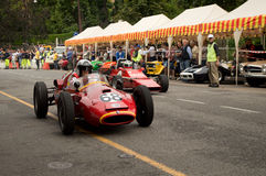 Бергамо историческое Grand Prix 2014 Стоковая Фотография