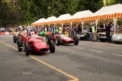 Бергамо историческое Grand Prix 2014 Стоковые Фотографии RF