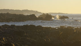 Берега Монтерей Стоковые Изображения