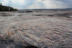 Берега озера Garda Стоковое Изображение RF