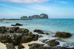 Берега Таиланда стоковое фото
