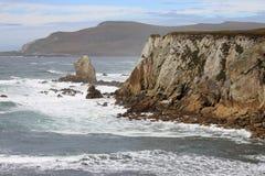 Береговая линия острова Achill Стоковые Фотографии RF