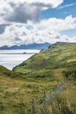 Береговая линия острова Skye Стоковое Изображение RF
