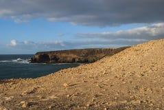 береговая линия Стоковая Фотография