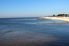 береговая линия Стоковая Фотография RF