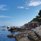 Береговая линия Дао Koh Стоковое Фото