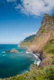 береговая линия Мадейра Стоковое Фото
