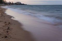 Береговая линия пляжа стоковое фото