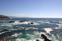 береговая линия bofadura Стоковая Фотография RF