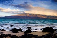 береговая линия oahu Стоковая Фотография RF