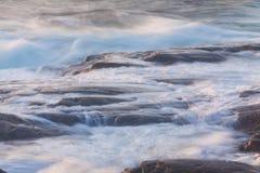 берег бурный Стоковое Изображение