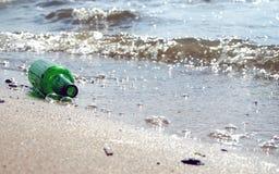 берег бутылки Стоковые Изображения RF