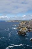 Берег Ирландского Стоковые Изображения RF