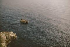 Берег моря Дубровника Стоковое Изображение