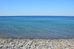 Берег моря, океан Стоковые Фотографии RF