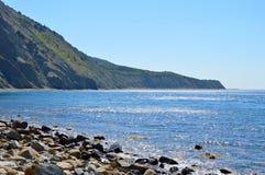 Берег моря, океан Стоковые Изображения