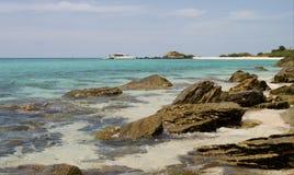берег моря Стоковые Фотографии RF