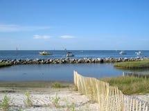 берег моря Стоковая Фотография RF