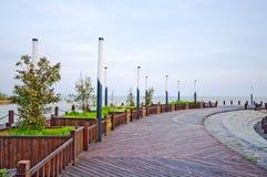 берег озера Стоковое Изображение RF