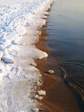 берег озера Стоковые Изображения RF