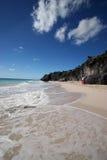 берег океана скал Стоковые Изображения RF