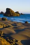 берег океана Стоковая Фотография
