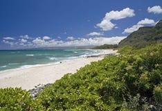 берег пляжа h16 северный Стоковое фото RF