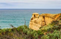 Берег Тихого океана большая дорога океана апостолы 12 Стоковые Фотографии RF