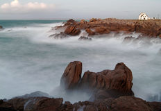 берег Стоковое Изображение RF