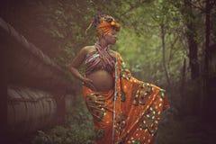 Беременность дает новую красоту женщинам стоковое изображение rf