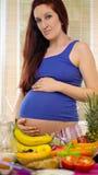 Беременность Стоковая Фотография