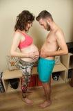 Беременность Стоковые Изображения