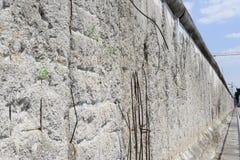 Берлинская стена, деталь Стоковое фото RF