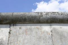 Берлинская стена, деталь Стоковые Фото