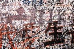 БЕРЛИН ГЕРМАНИЯ 22-ОЕ МАЯ: Искусство улицы художником unknow дальше может 22 2010 в Берлине Германии В виду того что Берлин эпице Стоковые Изображения