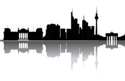 Берлин Стоковое Изображение RF