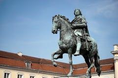 БЕРЛИН, GERMANY/EUROPE - 15-ОЕ СЕНТЯБРЯ: Статуя Frederic g Стоковые Изображения RF