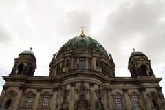 Берлинец Dom в Берлин, Германии Стоковые Изображения RF